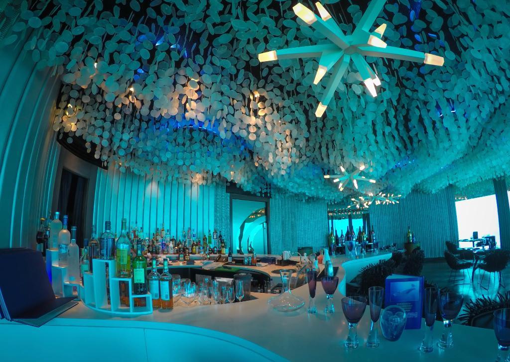Underwater Restaurants London